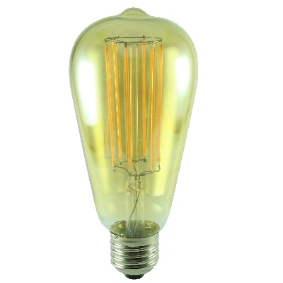 kooldraadlamp E27 LED