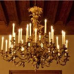 LED verlichting kasteel | E-candle