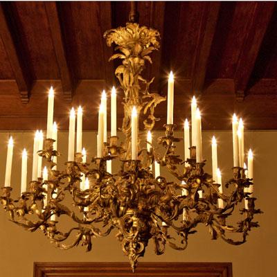 Kroonluchter Voor Kaarsen.Paleis Het Loo E Candle