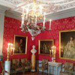 E-candle: Paleis het Loo, kroonluchter rode zaal