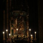 E-Candle in kerk 2