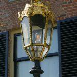 E-Candle lantaarn